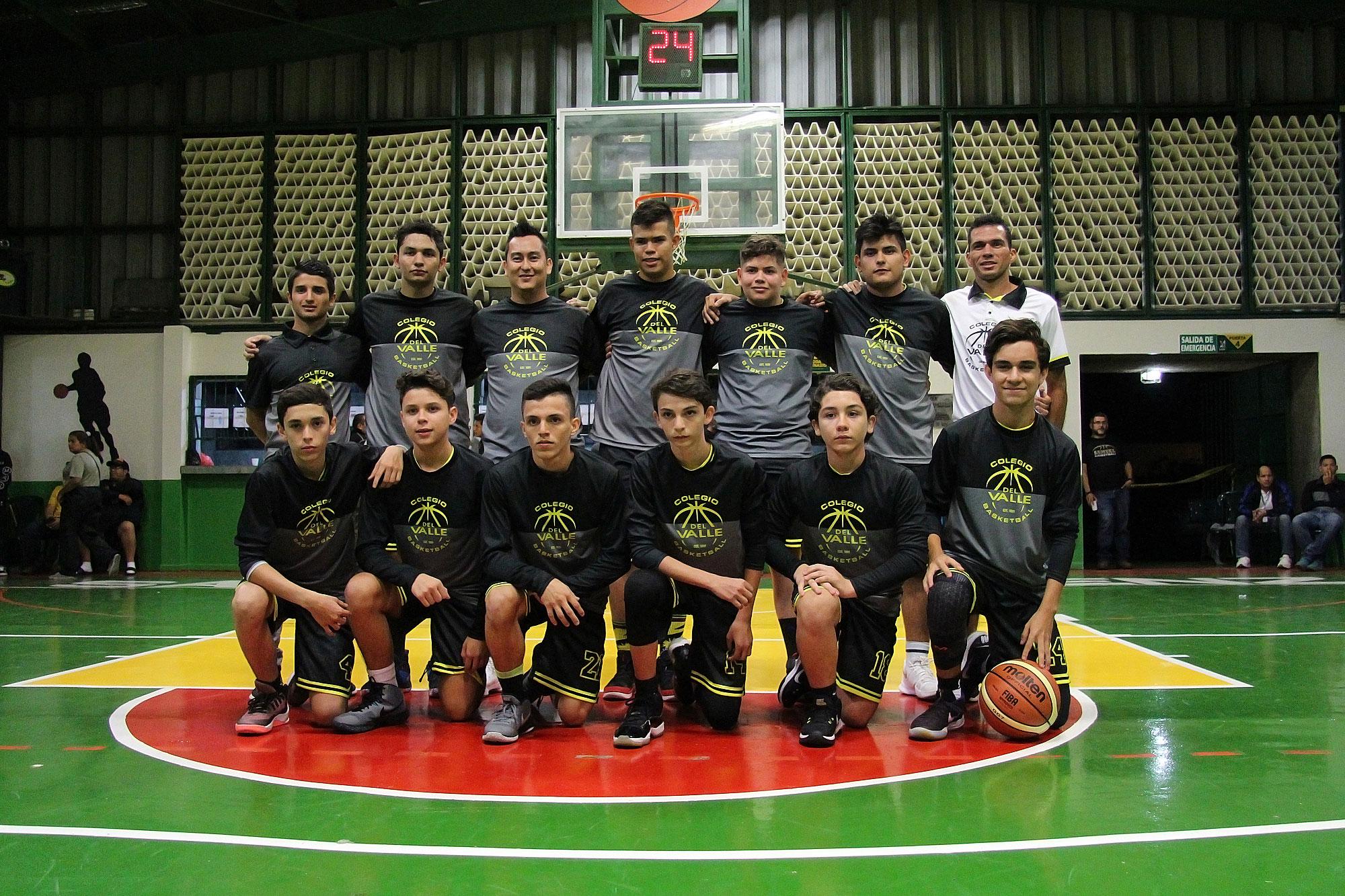 Equipo Baloncesto