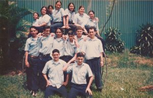 En 1999 ellos formaban el grupo de décimo nivel.