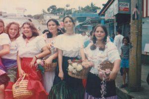Desfile del 15 de setiembre de 1996