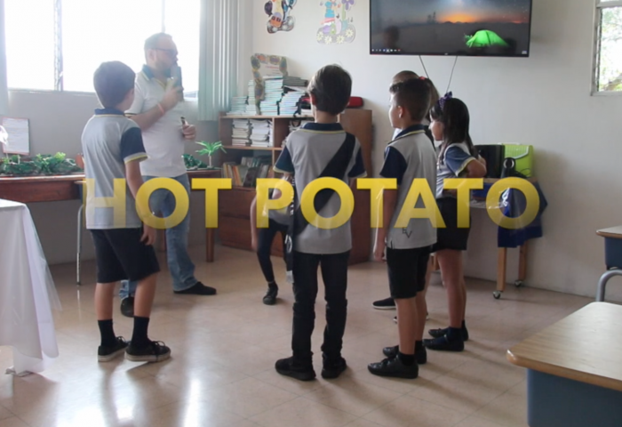 Playing Hot Potato