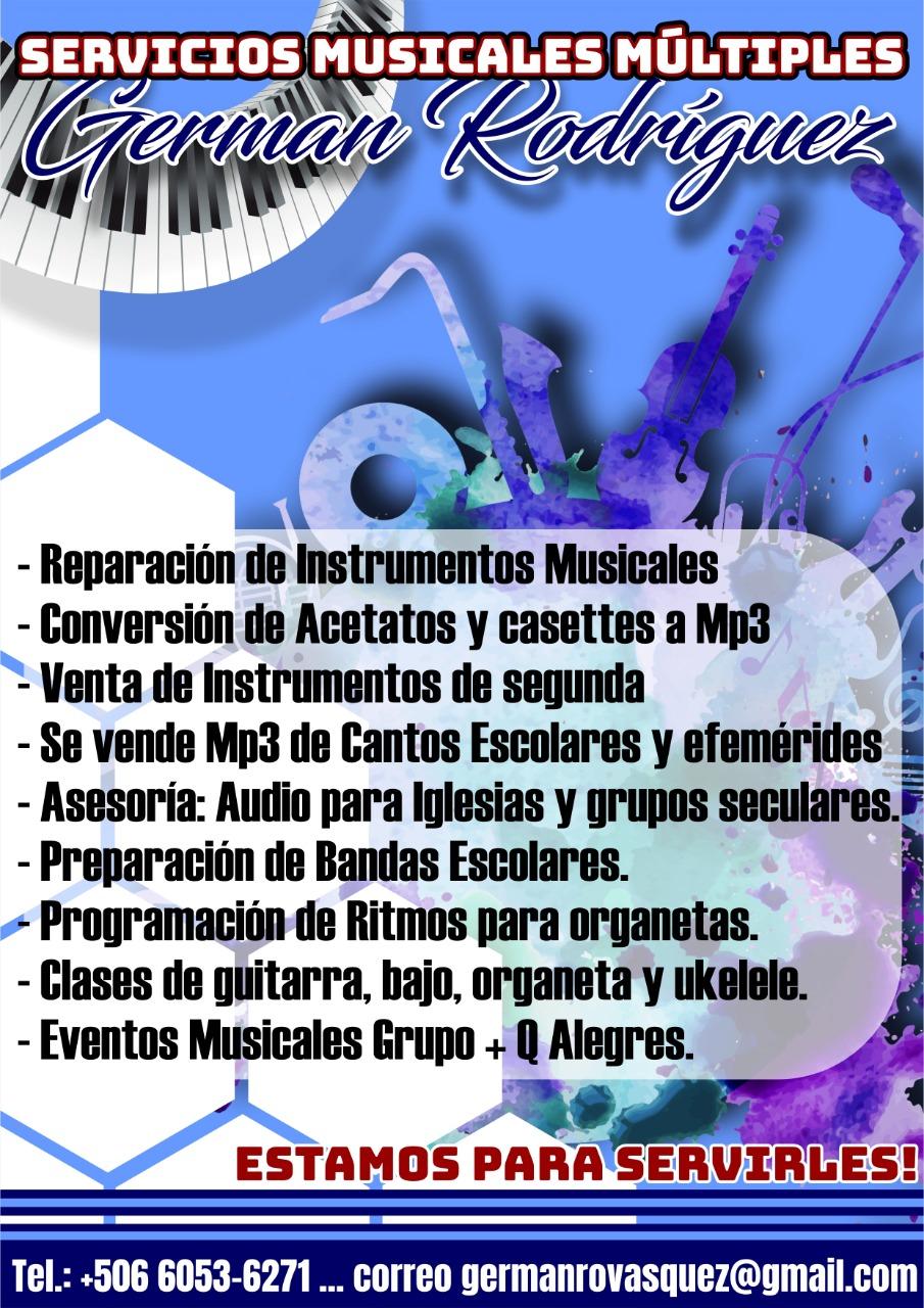 Servicios Múltiples Musicales