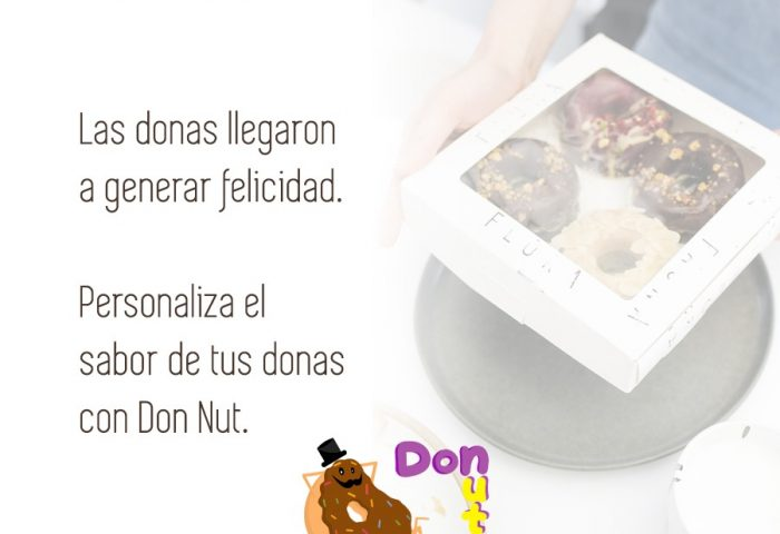 Donas DON-NUT