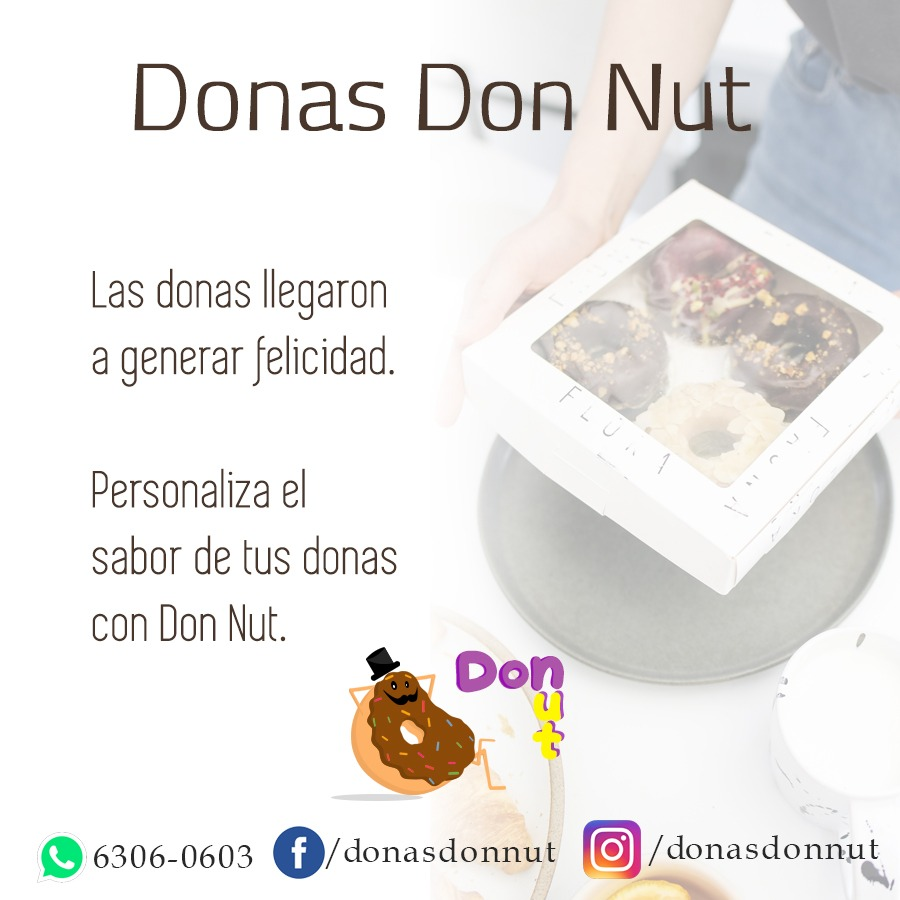 Donas DON-NUT